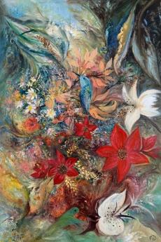 o31_Busy_Hummingbirds